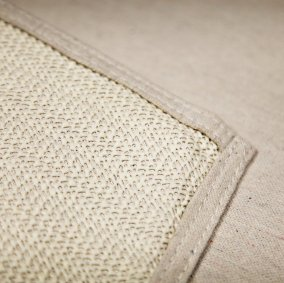 Stay Put® Slip Resistant Canvas Dropcloth Image 3