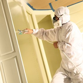 SuperTuff™ Breathable Painter Spray Suits Image 1