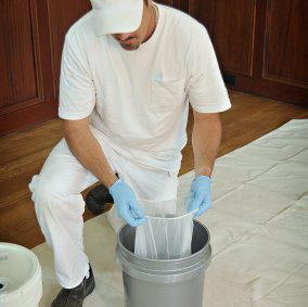 SuperTuff™ Polyester Bag Paint & Stain Strainers Image 3