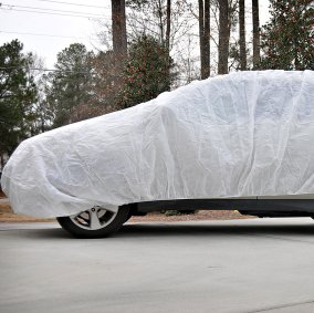 Lightweight Protective Car Covers Image 2
